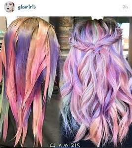unicorn hair color 1000 ideas about unicorn hair on unicorn hair