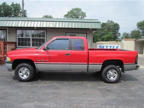 1995 dodge ram 1995 dodge ram 1500 club cab in fort wayne