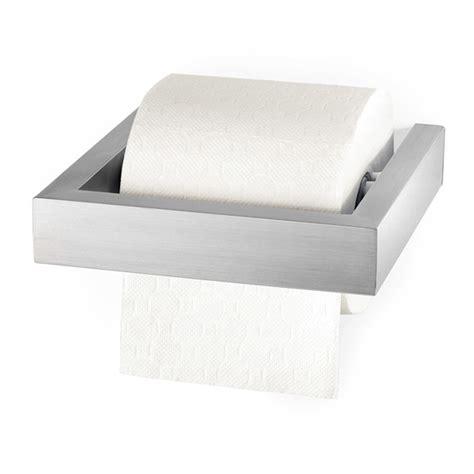designer toilettenpapierhalter zack linea toilettenpapierhalter 40 386 reuter onlineshop