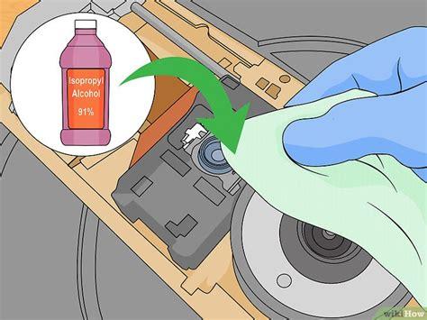 Hqdx Piccolo Clear Version come pulire un lettore cd 11 passaggi illustrato