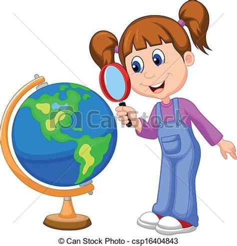 usar imagenes vectoriales eps vector de utilizar ni 241 a aumentar caricatura vidrio