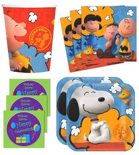 Snoopy Birthday Decorations by Snoopy Birthday Cake Birthday
