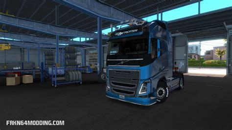 volvo fh trucks   ats euro truck simulator  mods