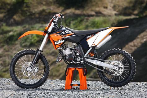 2004 Ktm 125 Sx 2010 Ktm 125 Sx Pics Specs And Information