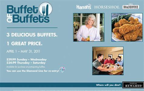 horseshoe casino buffet hours jackpot magazine