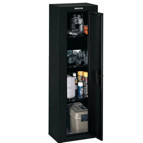 Stack On Cabinet by Stack On Gcb 5300rta Pistol Cabinet Ready To Assemble