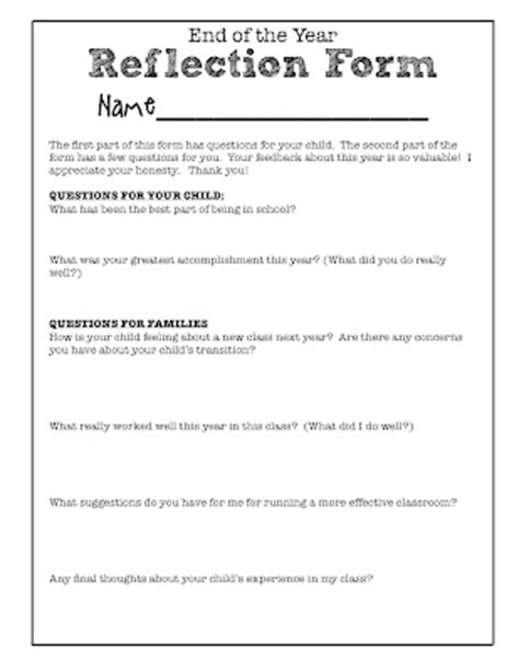 survey layout in word family reflections fairy dust teaching