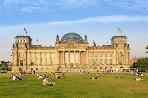 famous german architects 8 most famous landmarks in germany
