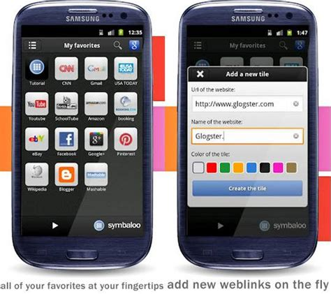 7 awesome apps to better manage your bookmarks in android