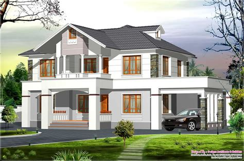 new generation home plans in kerala home design and style