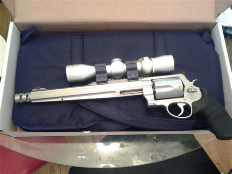 Baterai W 10 W 100 W500 Original lnib smith and wesson 500 s w 500 magnum 10 5 quot for sale