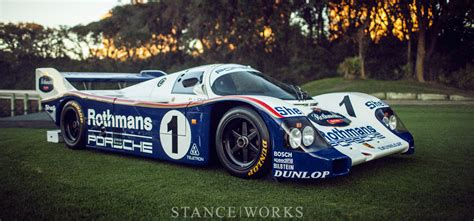 rothmans porsche 962 liveries in 1997 mainly blue formula1
