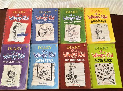 pictures of diary of a wimpy kid books r u k i e