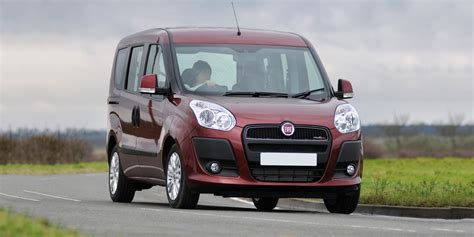 fiat doblo uk fiat doblo review carwow
