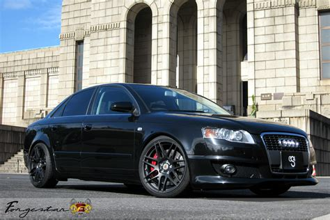 Fußmatten Auto Audi A4 by B7 Black Audi A4 With 19 Quot Forgestar F14 Finished In Matte