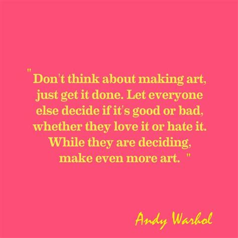 Quotes By Andy Warhol andy warhol quotes quotesgram