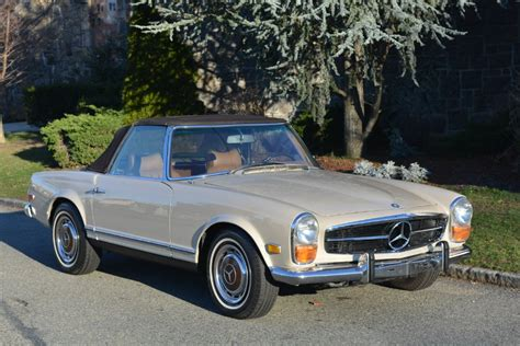 1971 mercedes 280sl 1971 mercedes 280sl stock 18705 for sale near