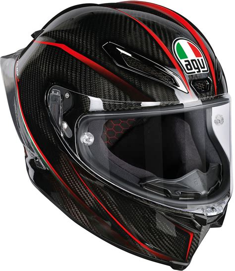 Helm Agv Pista Gp Carbon Click To Zoom