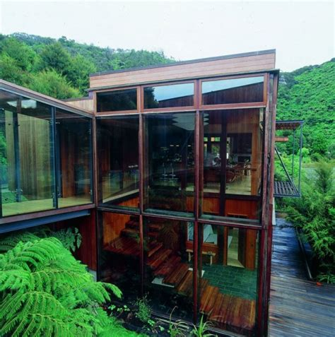 wood glass house design 15 contemporary wooden house designs
