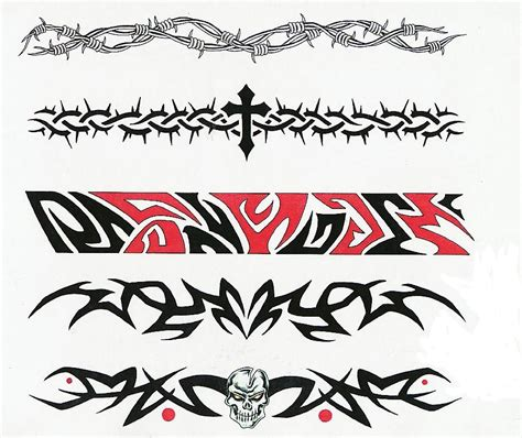 wrist band tattoo design 34 solid band tattoos