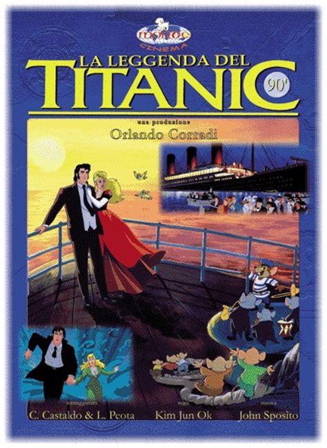 titanic film animated the legend of the titanic 1999 oh hai trebor