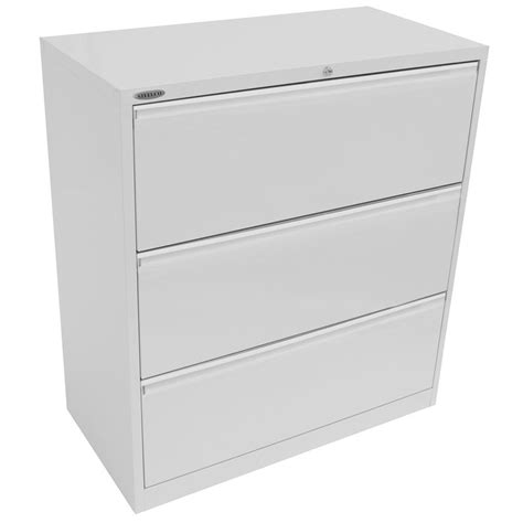 3 Drawer Lateral Filing Cabinet Lateral Filing Cabinet 3 Drawer 1015h Cabi4035sg Cos Complete Office Supplies