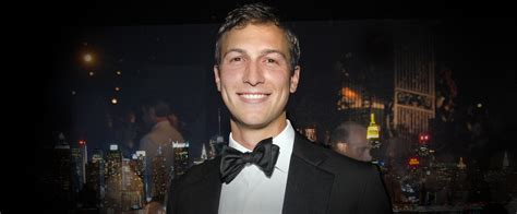 Jd Mba Programs Nyc by What Will Become Of Jared Kushner Tablet Magazine