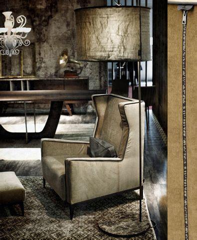 decor arketipo goldfiner chair vintage cool  decadent luxury   goldfinger