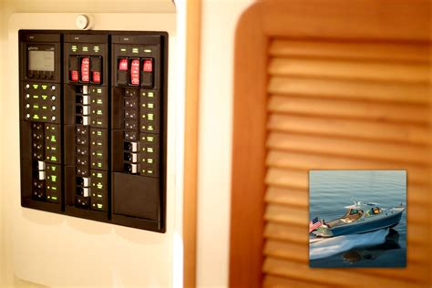 hinckley yachts management installation gallery blue sea systems