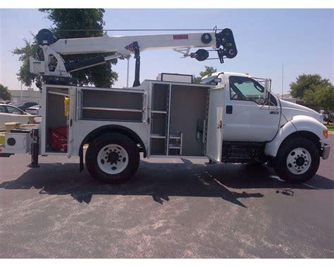 ford mechanics 2013 ford f 750 mechanic truck for sale fort worth tx