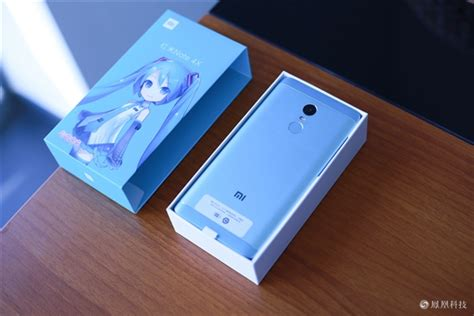 Xiaomi Redmi Note 4x Snapdragon Transformer Edition xiaomi redmi note 4x hatsune miku edition out of the box