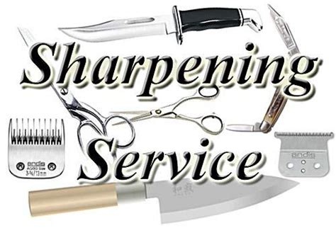 knife sharpening service clipper blade sharpening knife sharpening service