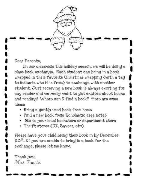 teacher holiday book exchange