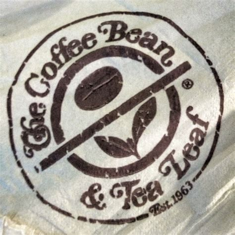 Coffee Bean Tea Leaf the tea and coffee bean logo pictures to pin on