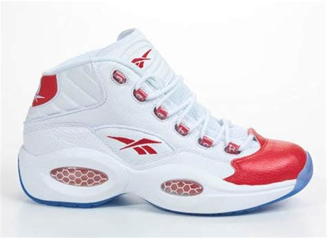 the question shoes urbancafe allen iverson s reebok question sneaker is back