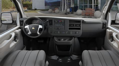 Chevy Express Interior by Cc Drive Report 2004 To 2015 Chevrolet Express 3500