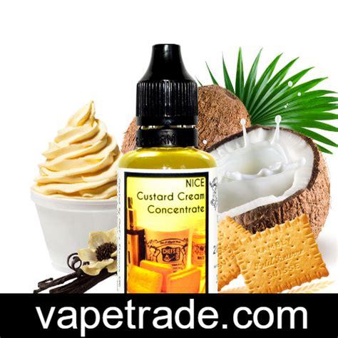 Eliquid E Liquid Copycat Y Vanilla Custard d i y 30ml custard eliquid flavor by chef s flavours