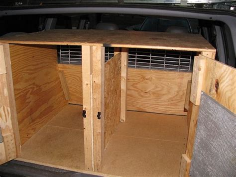 dog armoire homemade dog boxes pdf woodworking