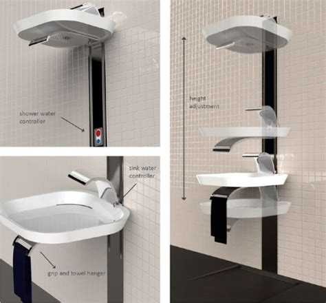 all in one shower toilet and sink shower toilet sink combo home decorating ideas