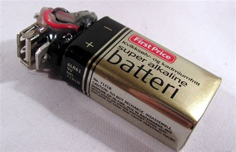 build your own usb charger make your own 9v battery powered usb charger apartment