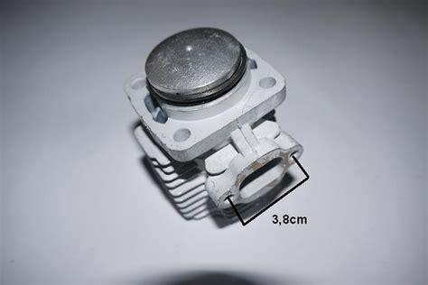 1 Zylinder 2 Takt Motorrad by Zylinderkopf Zylinder F 252 R Kinderquad Pocketbike