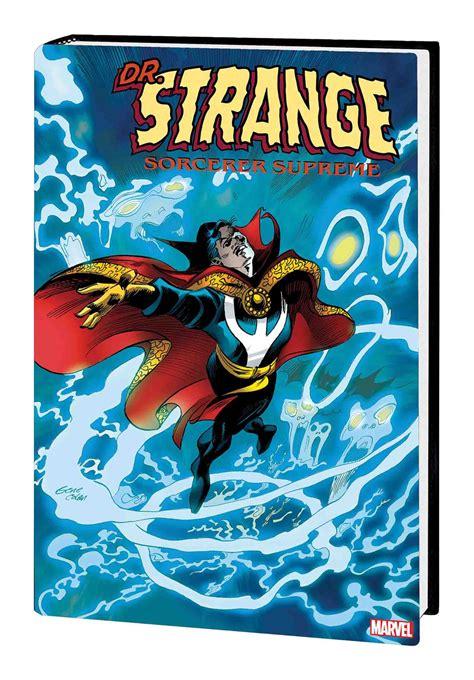 doctor strange sorcerer supreme vol 1 omnibus fresh comics