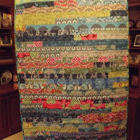 How Big Is A Jelly Roll Race Quilt by Modified Jelly Roll Race Quilt Quiltsby Me