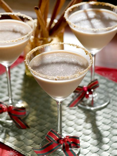 christmas martini recipes 27 holiday drink recipes your guests will love hgtv