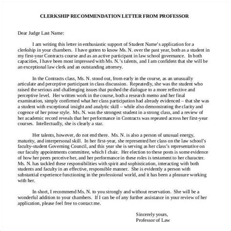 Recommendation Letter For Student From Dean Letters Of Recommendation For Graduate School 38 Free Documents In Pdf Word