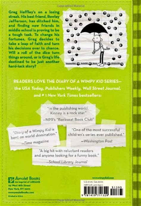 Luck Book Report by Diary Of A Wimpy Kid Luck Book 8 Buy In Uae Hardcover Products In The Uae