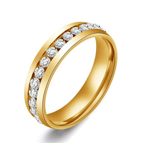 Aliexpress.com : Buy 18k gold plated crystal wedding