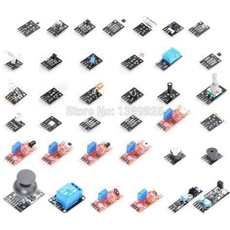 Sensor Kit Raspberry Pi 37 Module ultimate 37 in 1 sensor module kit for raspberry pi