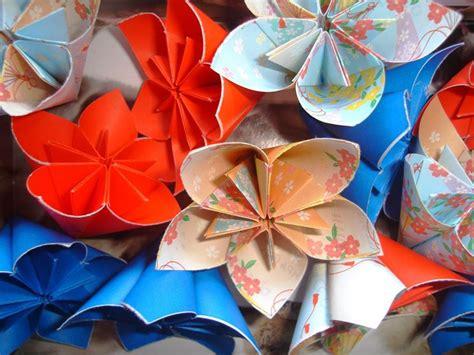 fiori origami tutorial origami fiori fiori di carta come realizzare fiori di