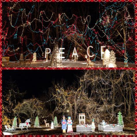celebration of lights o fallon mo celebration of lights fort zumwalt park in o fallon mo